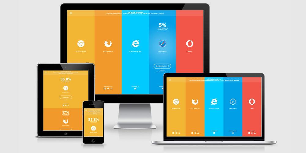 Claves del diseño adaptativo, o responsive design, en tu sitio web